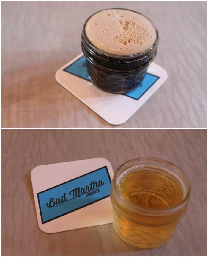 Bad Martha beers