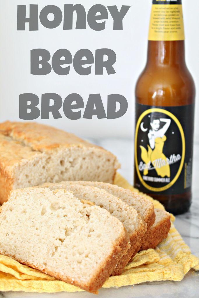 Honey Beer Bread 03