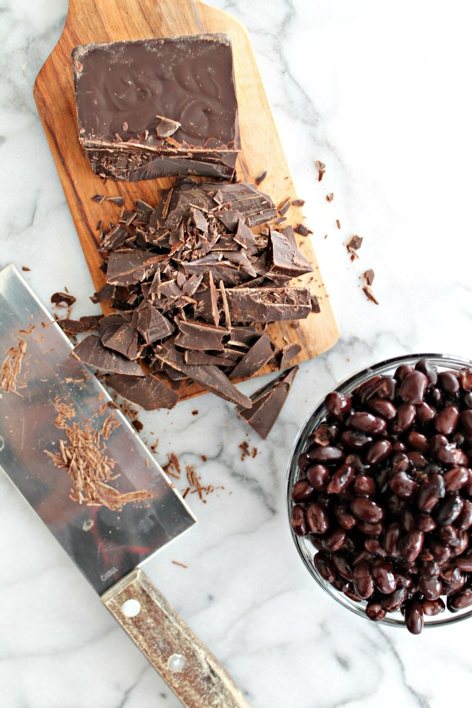 These fiber-packed Black Bean Fudge Brownies are just the chocolate treat you need!