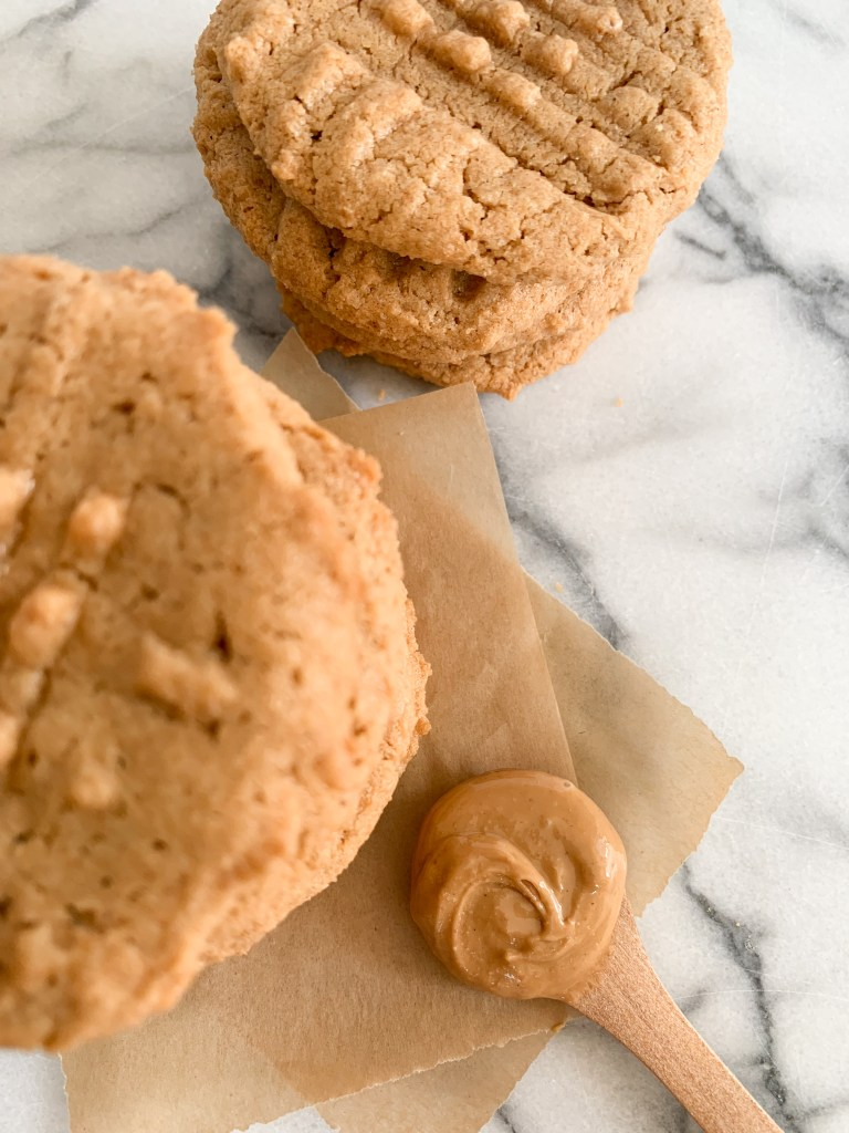 3 Ingredient Cashew Cookies-13
