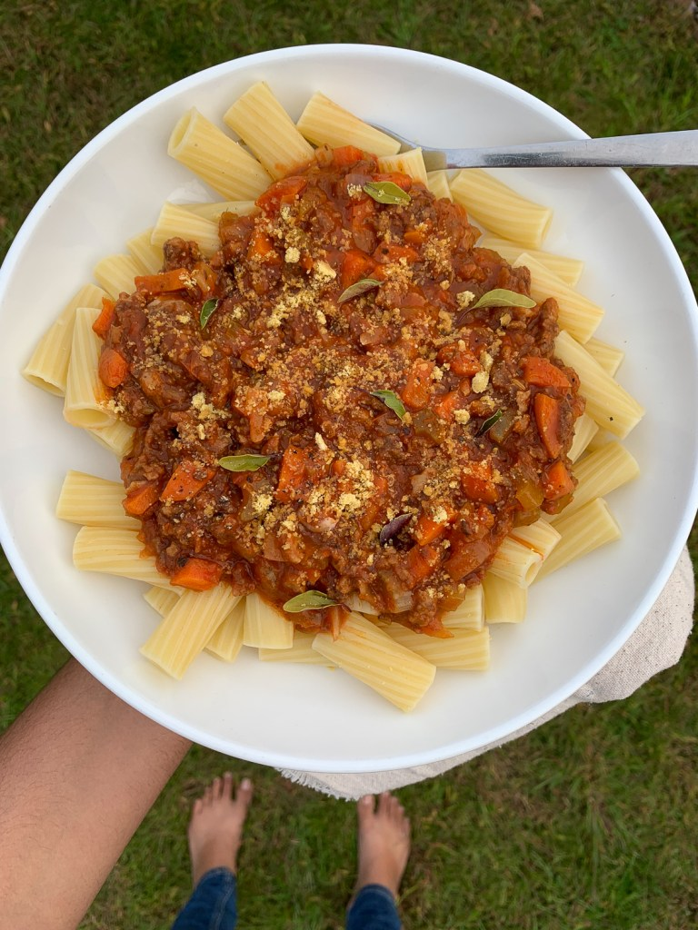 Beyond Meat Bolognese-8