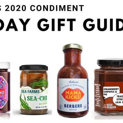 Marnely's 2020 Condiment Holiday Gift Guide