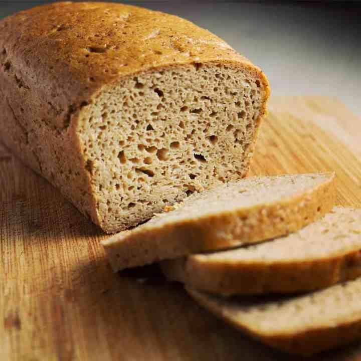 My Best Vegan Gluten-Free Bread Recipe
