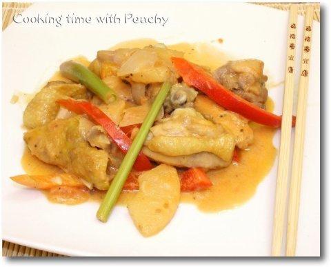 how to cook pininyahang manok with milk