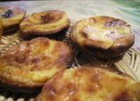 Pastel de Nata (Douceurs Portuguaises)