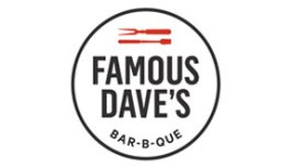 famous dave logo