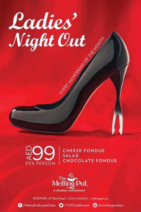 ladies night offer