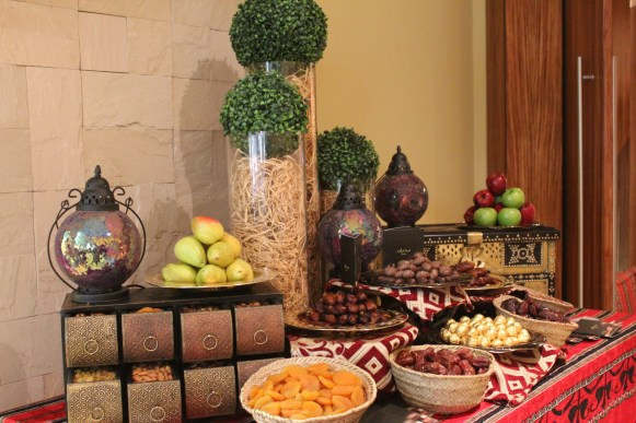 Iftar Welcome at Amwaj Rotana, Dubai 1