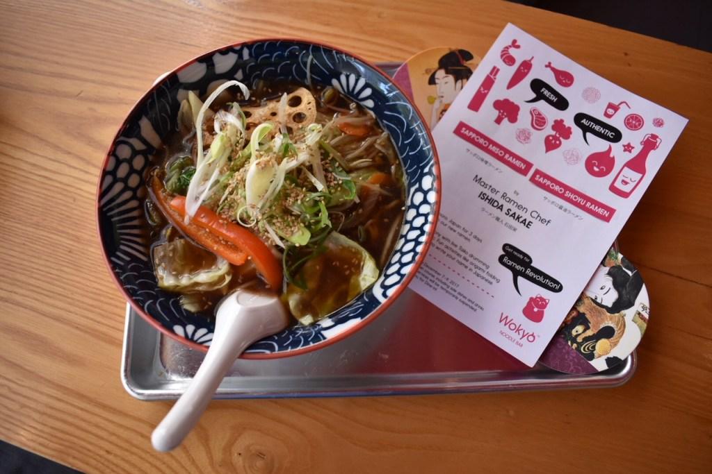 Wokyo Noodle Bar, JLT