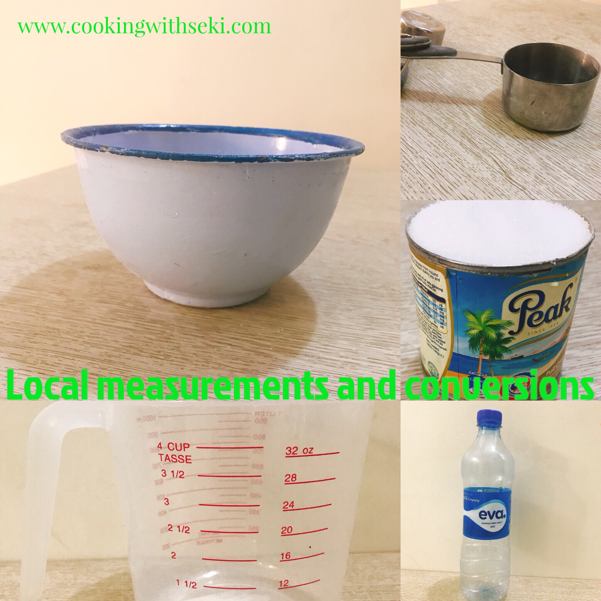 Local measurements and conversions excellent nigerian meals local conversions nvjuhfo Image collections