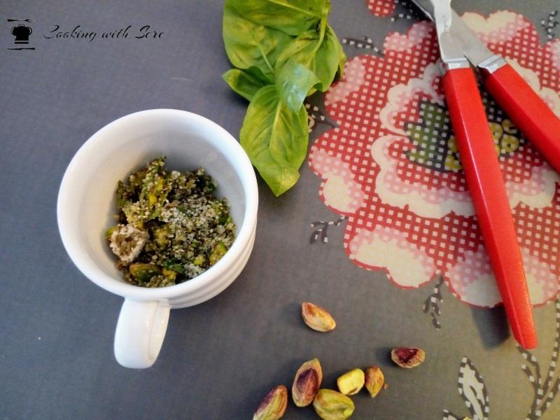 pesto di pistacchi fatto in casa