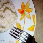 Pasta con granella di pistacchio e pomodorini
