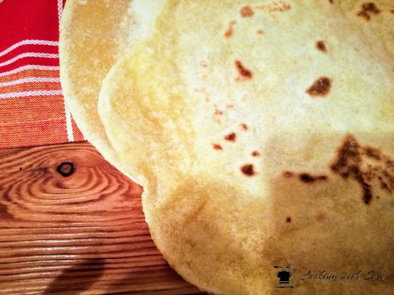 tortillas di mais