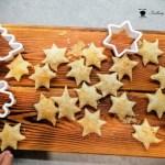 Biscotti di Natale con gocce di cioccolata (senza burro)