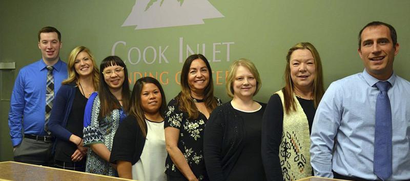 Launch of Cook Inlet Lending Center – 2001