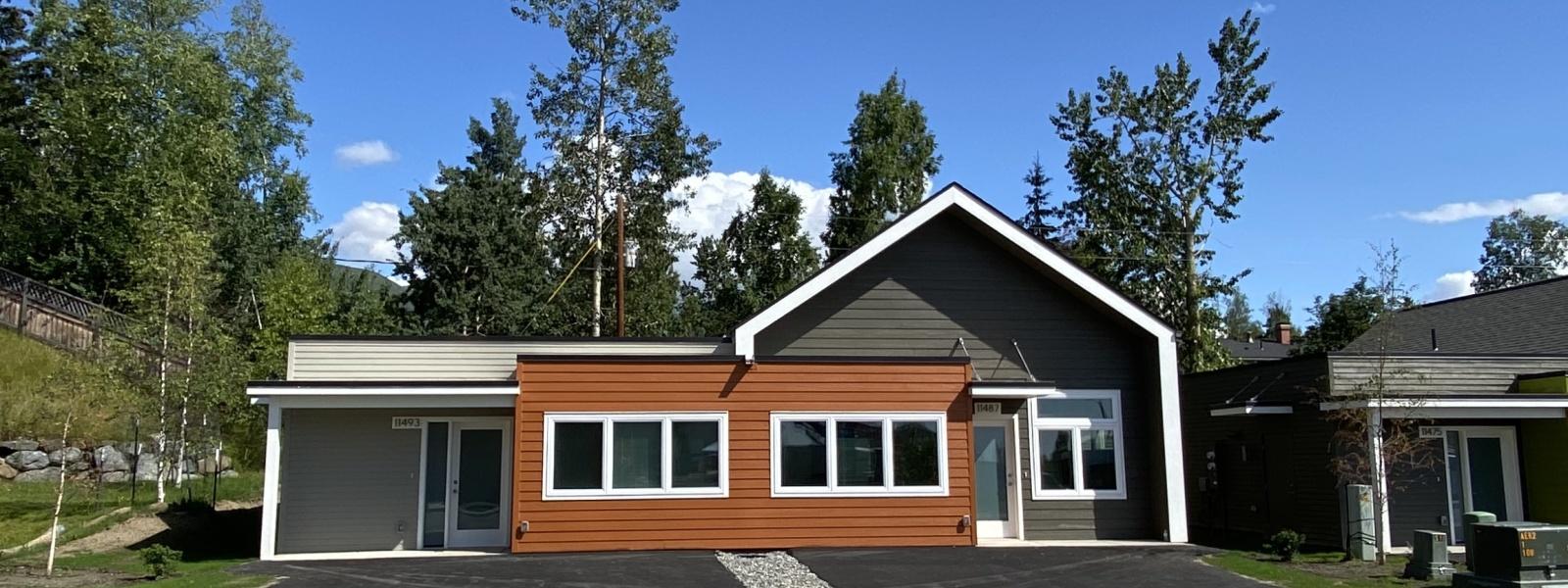 Exterior Family Duplexes
