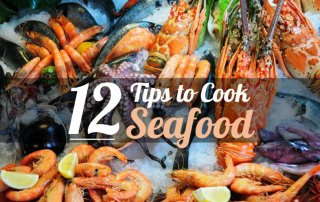 Cooking Fish and Seafood