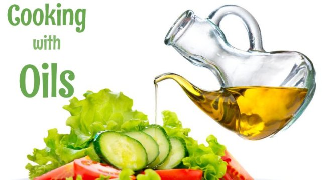 Cooking with Oils