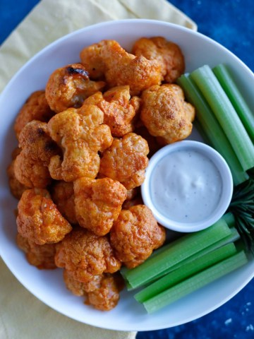Things To Pair The Cauliflower Wings