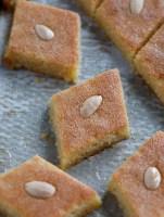 Namoura Lebanese cake/dessert