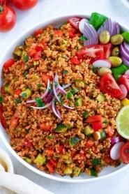 Turkish Bulgur Salad