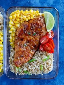 easy sticky chicken recipe