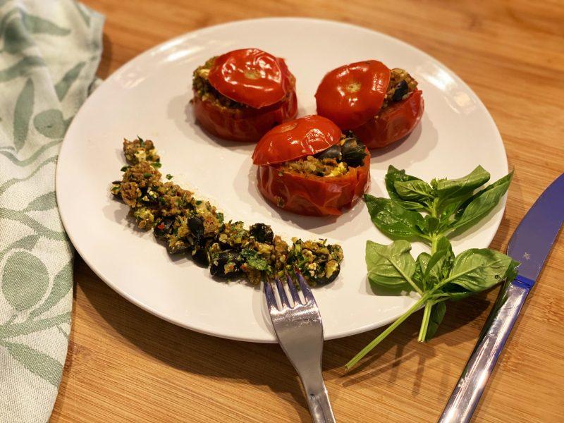gefüllte Tomaten scaled
