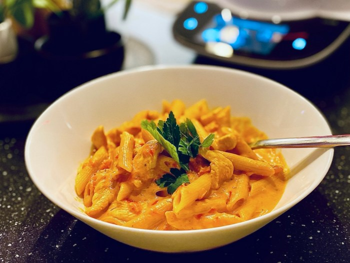 One-Pot Paprika Pasta