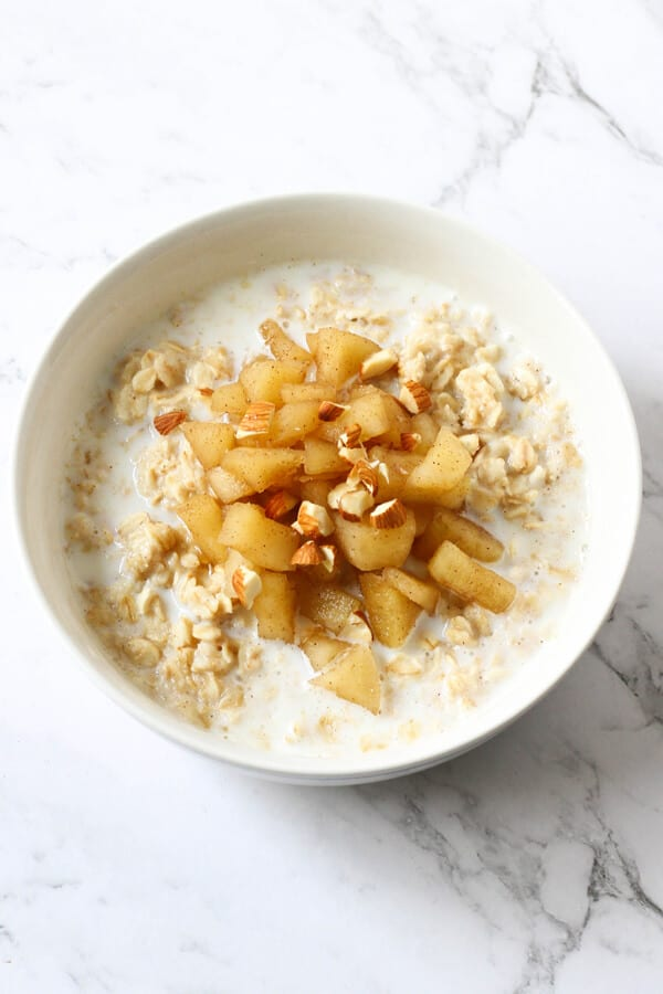 how to make oatmeal cook it real good