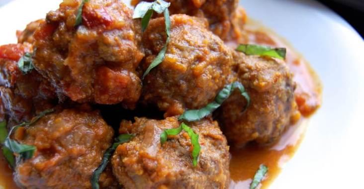 boulettes de viande épicées