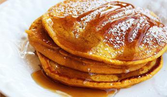 pancakes aux épices