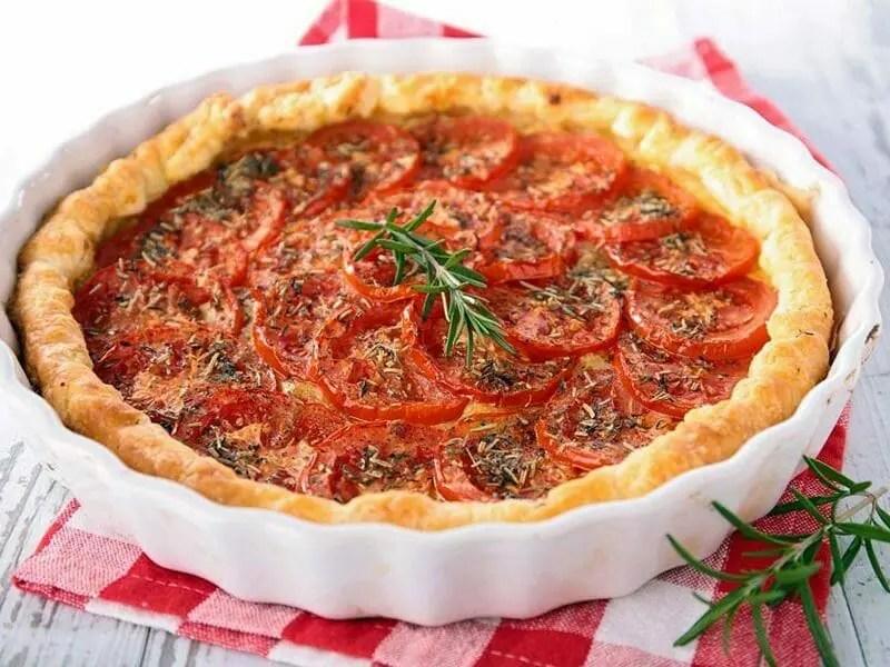 tarte a la tomate au thermomix