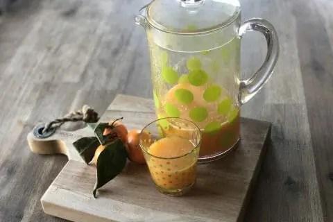 jus de clementine et d orange au thermomix