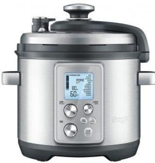 Sage Fast slow cooker pro