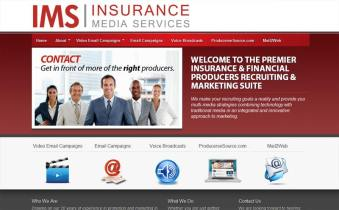 Business Website for Insurance Industry