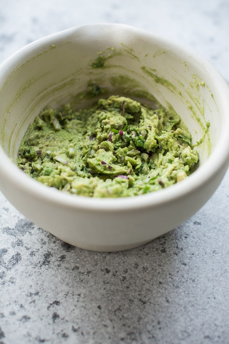 Guacamole With Smoky Black Beans | Cook Republic | Bloglovin'