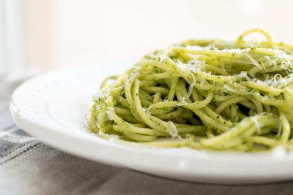 Ramp Pesto