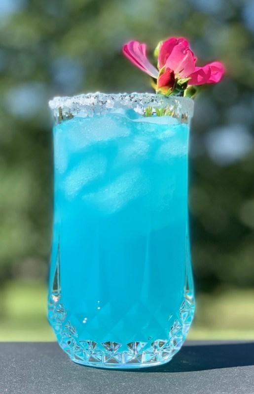 Turquoise Margarita