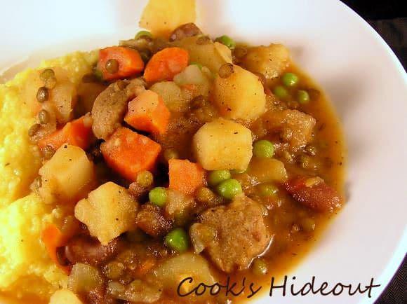 Cholent (Jewish Stew)