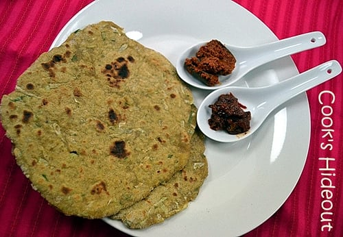 Lauki Paratha (Sorakaya Paratha)