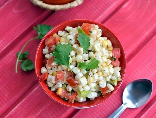 Corn-Tomato Relish