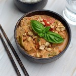 Panaeng Curry with Tofu & Peppers