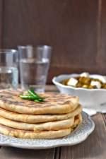 Amritsari Aloo Kulcha (Potato Stuffed Indian Bread)