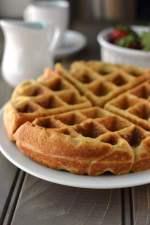 Wholewheat Waffles