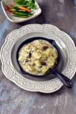 Sorakaya Palu posina Kura (Bottlegourd curry with milk)