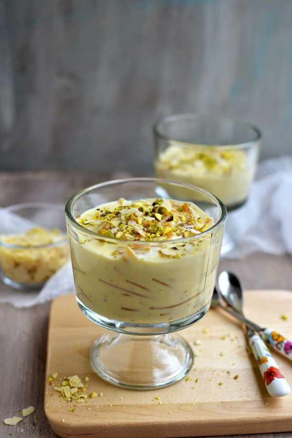 Noodley Pudding (Siwayan/ Semya Custard pudding)