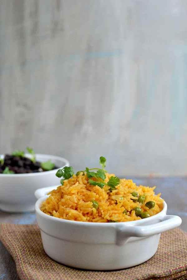 Cuban Style Yellow Rice