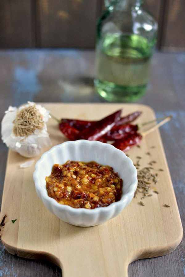 Harissa (Chili Paste)