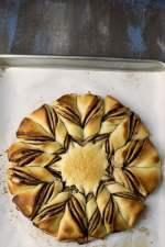Nutella Star Bread