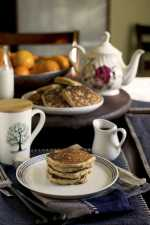 Multigrain Flour Pancakes